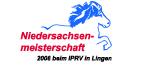 Niedersachsenmeisterschaft 2008 Logo