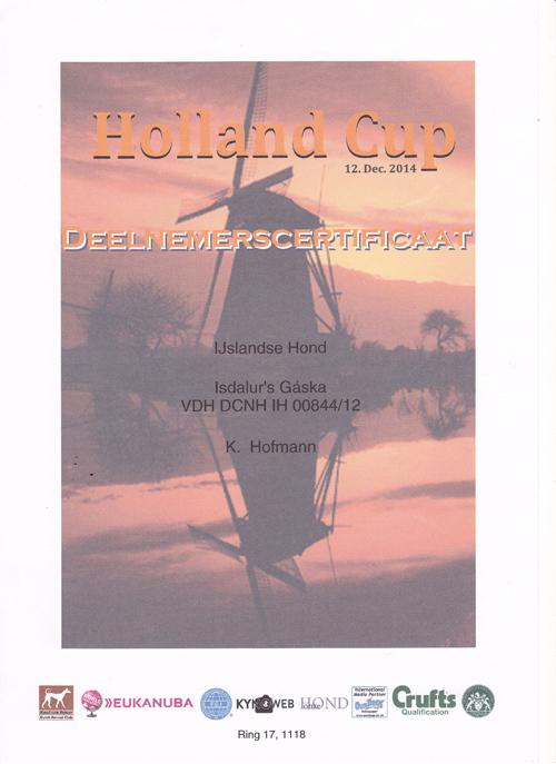 Holland-Cup-2014-Teilnahme