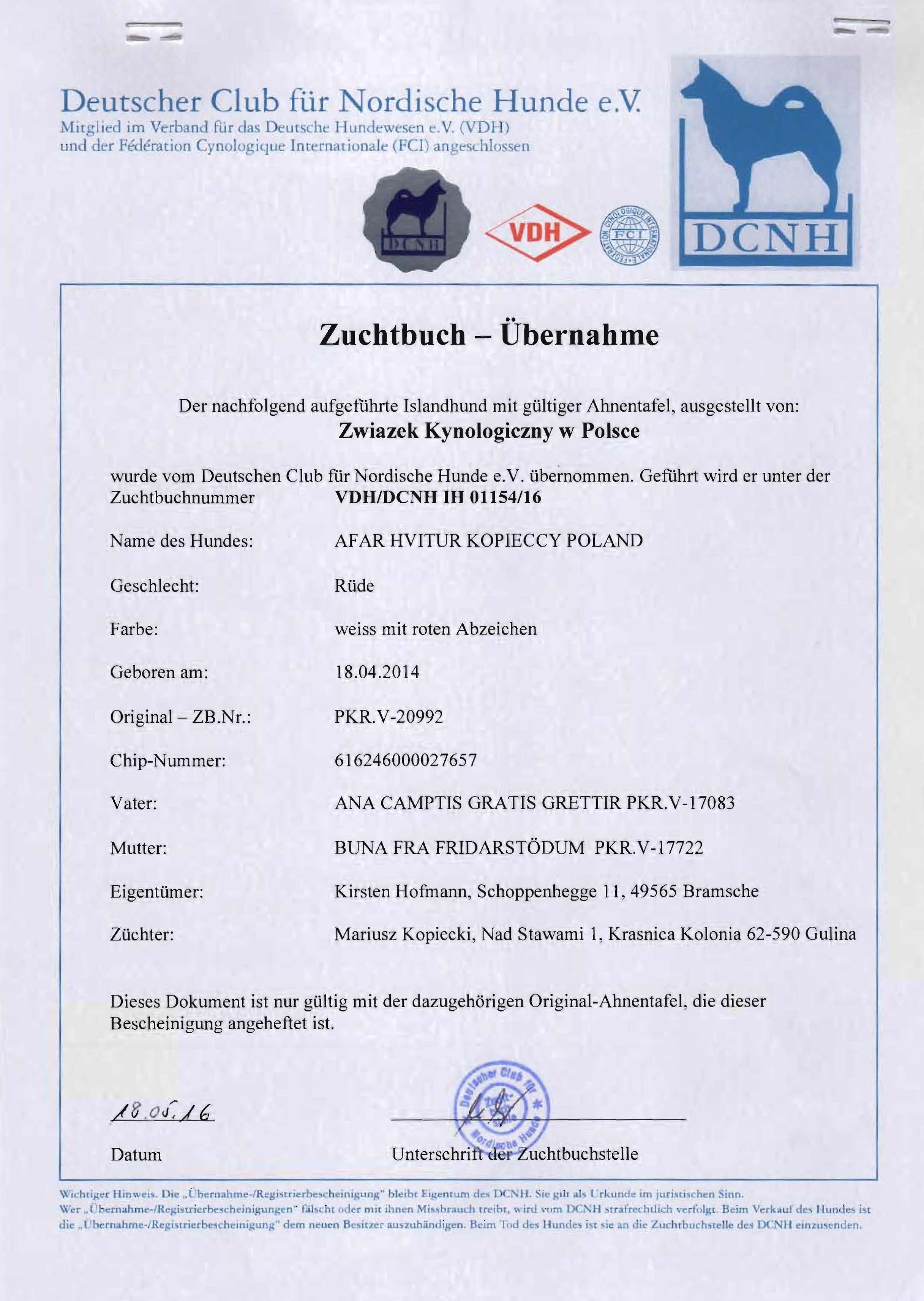 Afar-Hvitur-Zuchtbuch--Übernahme-1